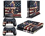 PS4 Console Designer Skin for Sony Pl...