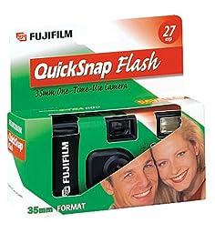 Fujifilm Quick Snap Flash 4 Pack  35mm Single Use Camera