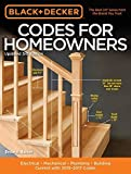 img - for Black & Decker Codes for Homeowners, Updated 3rd Edition: Electrical - Mechanical - Plumbing - Building - Current with 2015-2017 Codes (Black & Decker Complete Guide) by Barker, Bruce A. (2015) Paperback book / textbook / text book