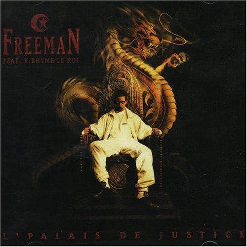 (RapMusic) Freeman 2 Альбома L'Palais de Justice 1999/ Mars Eyes Ep 2001 - 2001, MP3, 192 kbps