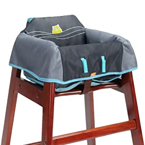 BRICA Deluxe High Chair Cover