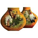 Indian Pots a 1000-Piece Jigsaw Puzzle by Sunsout Inc.