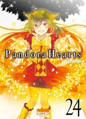 Pandora Hearts T24