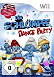 echange, troc Die Schlümpfe - Dance Party Wii [Import allemande]