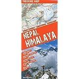 Himalaya Nepalí: Everest 1:115. 000. Annapurna & Dhaulagiri 1:150.000. Kathmandú 1:30 000. Nepal 1:1.100.000,...
