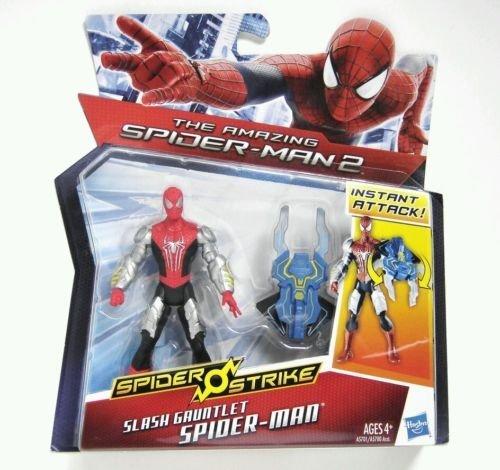 Hasbro The Amazing Spider-Man 2 Spider Strike Slash Gauntlet Spider-Man