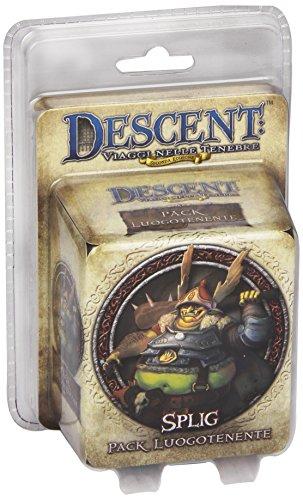 Fantasy flight games descent 2 edizione gioco da tavolo set di dadi lingua inglese - Descent gioco da tavolo ...