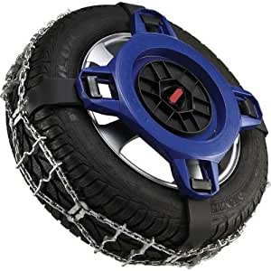spikes spider alpine snow chains 1x pair size 2 car motorbike. Black Bedroom Furniture Sets. Home Design Ideas