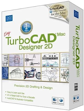 TurboCAD Mac Designer v5 2D