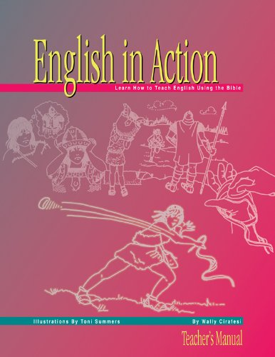 English in Action, Teacher's Manual