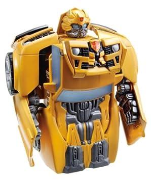 Hasbro  - Transformers  - 89183 - Figurine  - Robot  - Tra Movie 2 Gravity Bots  - Bumblebee Concept
