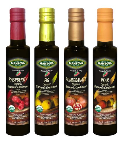 Mantova organiques Condiments balsamiques