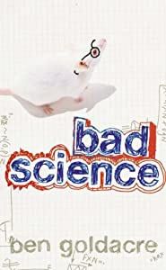 "Cover of ""Bad Science"""