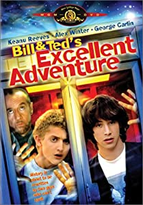 Amazon.com: Bill & Ted's Excellent Adventure: Keanu Reeves, Alex