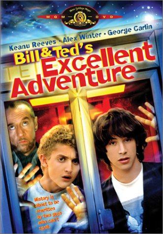 Bill & Ted's Excellent Adventure full movie (1989)