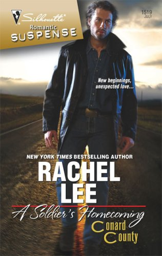 Image of A Soldier's Homecoming (Silhouette Romantic Suspense)