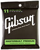 GIBSON アコースティックギター弦 SAG-MB11