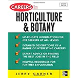 Careers in Horticulture and Botany (Careers in... Series)