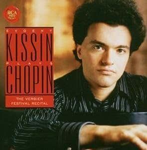 Kissin Plays Chopin/ve