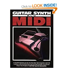 Guitar Synth and MIDI (Guitar Player Magazine Basic Library)
