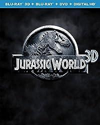Jurassic World (Blu-ray 3D) [2015]