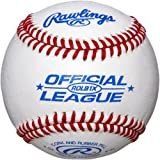 Rawlings ROLB1 Baseball Non Stamped Practice Ball (Pack of 12)