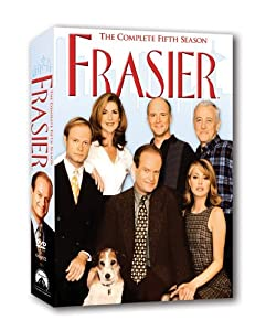 Frasier: The Complete Fifth Season by Paramount