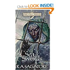 Sea of Swords (Forgotten Realms  Paths of Darkness)