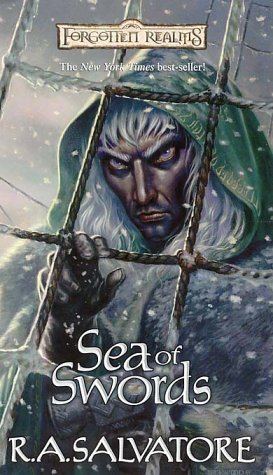 Sea of Swords: Paths of Darkness (Paths of Darkness), R.A. Salvatore