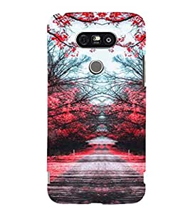 Ebby Premium Printed Mobile Back Case Cover With Full protection For LG G5 (Designer Case)