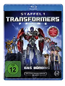 Transformers Prime - Staffel 1 [Blu-ray] [Limited Edition]