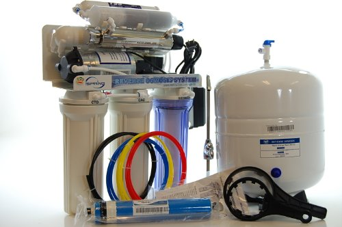 Awesome Ispring 100gpd 7 Stage Reverse Osmosis Ro Uv