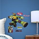 Fathead Teenage Mutant Ninja Turtles Raphael Fathead Teammate Wall Decor
