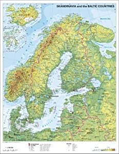 Skandinavien und baltikum physisch stiefel for Uhren skandinavien
