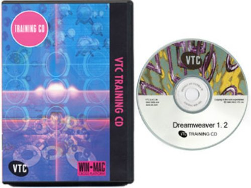 Macromedia Dreamweaver 1.2 Training CD