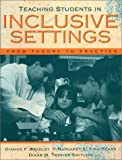 Teaching Students in Inclusive Settings: From Theory to Practice