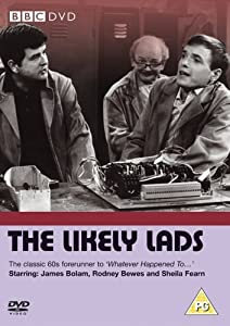 The Likely Lads: Surviving Episodes From BBC Series 1-3 [DVD]