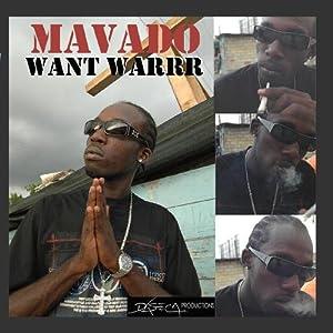 Want War - Single