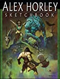 Alex Horley Sketchbook PB