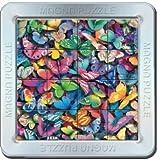 Magna 3D Puzzle Butterflies