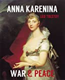 Image of ANNA KARENINA (illustrated, complete, and unabridged) (Plus War & Peace)