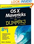 OS X Mavericks All-in-one For Dummies...