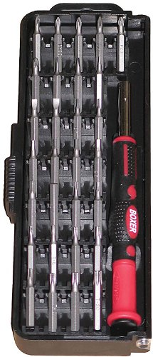 Boxer 30 Pcs 4mm Precision Screwdriver Set