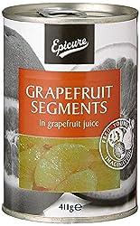 Epicure Grapefruit Segments in Grapefruit Juice, 411g