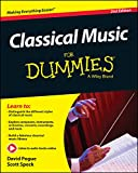 img - for Classical Music For Dummies book / textbook / text book