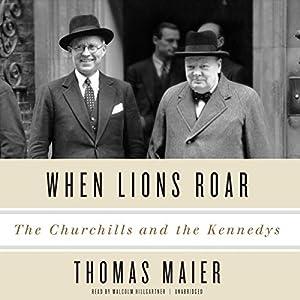 When Lions Roar Audiobook