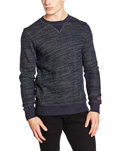 ESPRIT Camisa Hombre  Azul XL