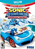 Sonic and All-Stars Racing Transformed Bonus Edition - Nintendo Wii U
