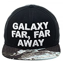 Star Wars- Galaxy Far Far Away Snapback- One Size Fits Most Official Item