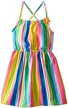 Youngland Little Girls39 Watercolor-Print Dress